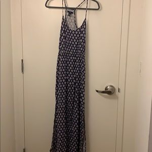 Maxi patterned dress from Gap